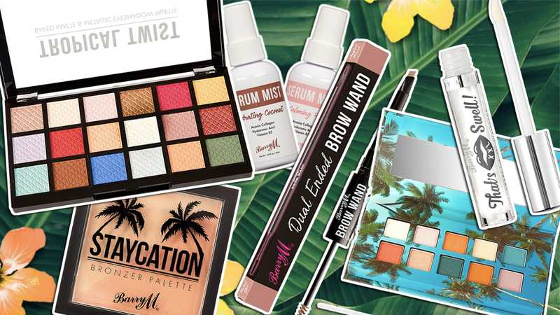 Barry M makeup review: Read about Barry M's new summer makeup range