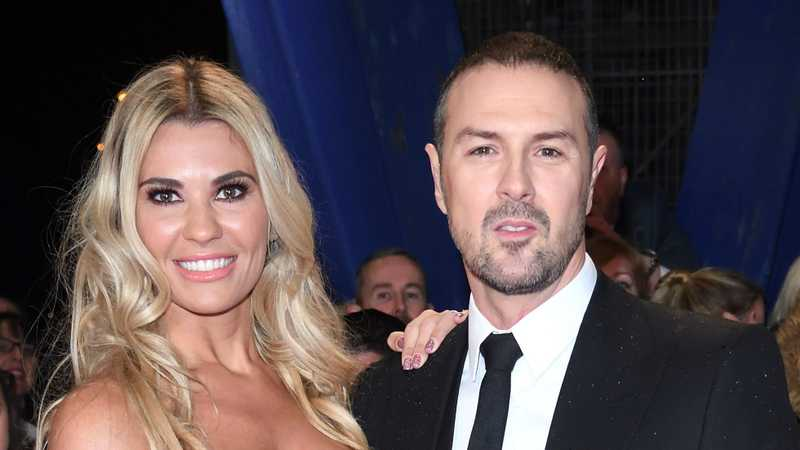 Christine and Paddy McGuinness reveal youngest daughter is showing signs of autism