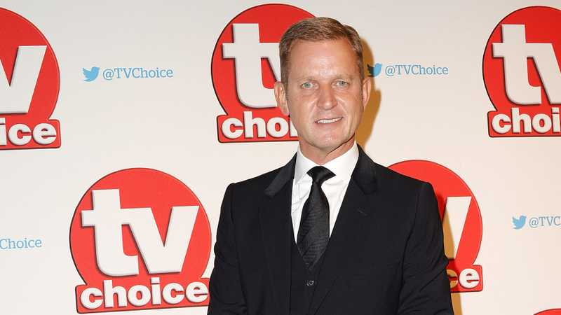 Jeremy Kyle show suspended from ITV following shock death