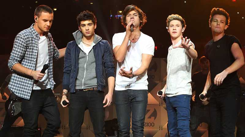 One Direction songs: Which are One Direction's best-selling songs?