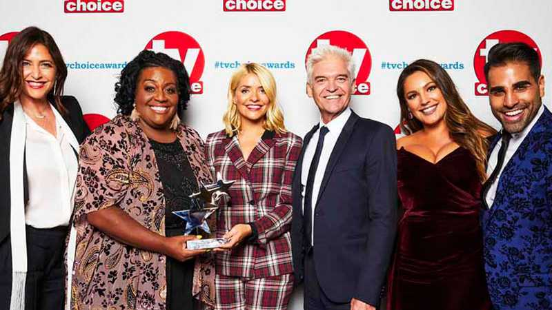 Voting has started for The TV Choice Awards 2019
