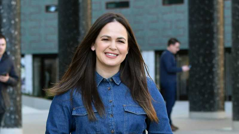 Giovanna Fletcher opens up about prioritising mental health