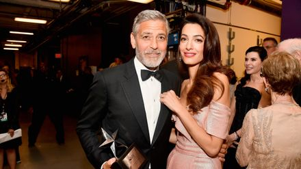 George Clooney Just Revealed That He's Been Held At Gunpoint GEORGE-CLOONEY