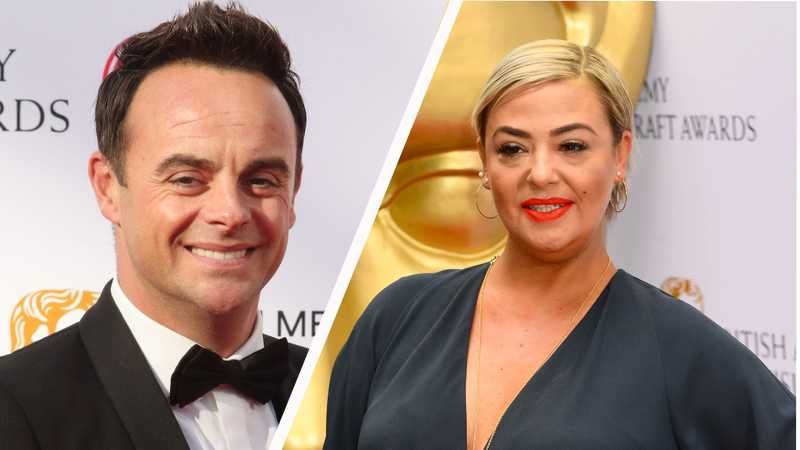 Ant McPartlin was turned away from seeing Lisa Armstrong's dying dad