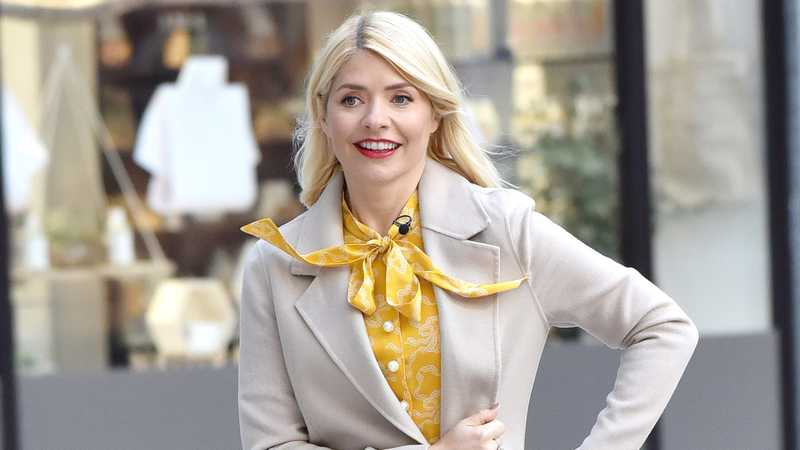 Holly Willoughby recalls 'horrific' incident on This Morning