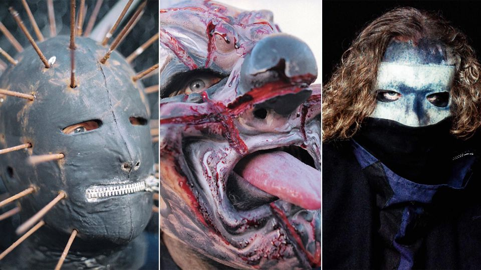 Slipknot's masks through the years | Music - Kerrang! Radio