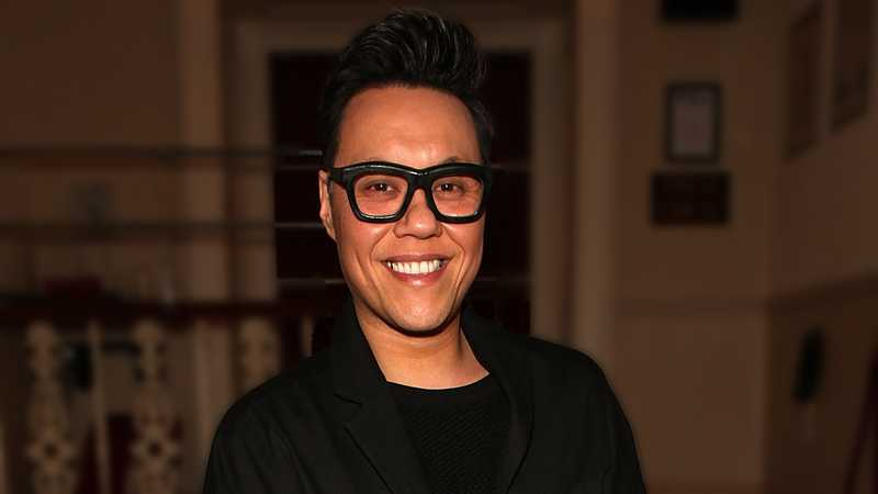 Gok Wan: 'Talking about my mental health is what helps me cope'