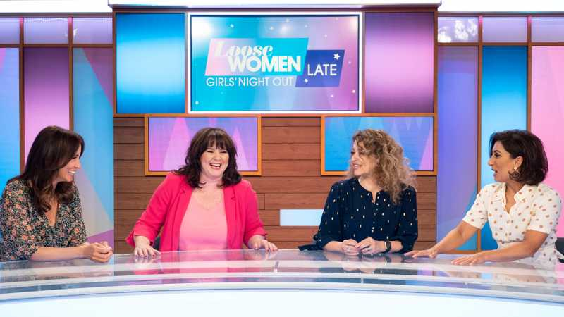 Loose Women reveal the surprising reason they DIDN'T want to host the show