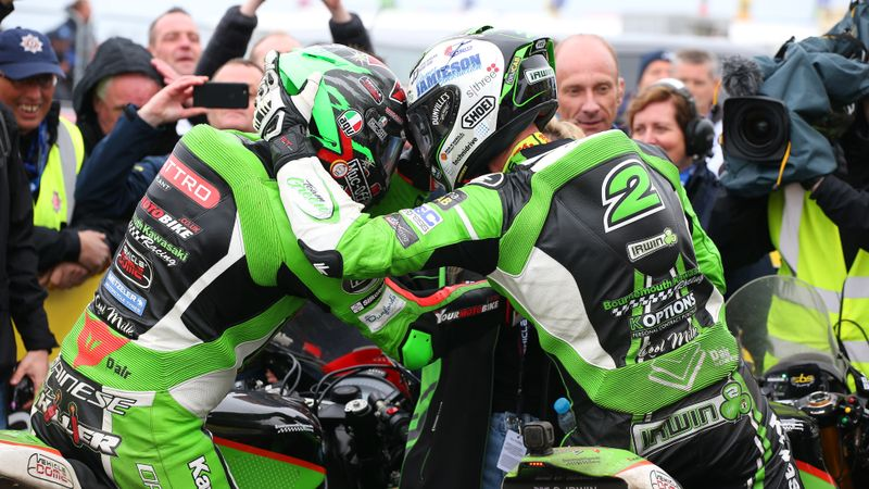 Four different winners round off 90th anniversary celebrations at the North West 200