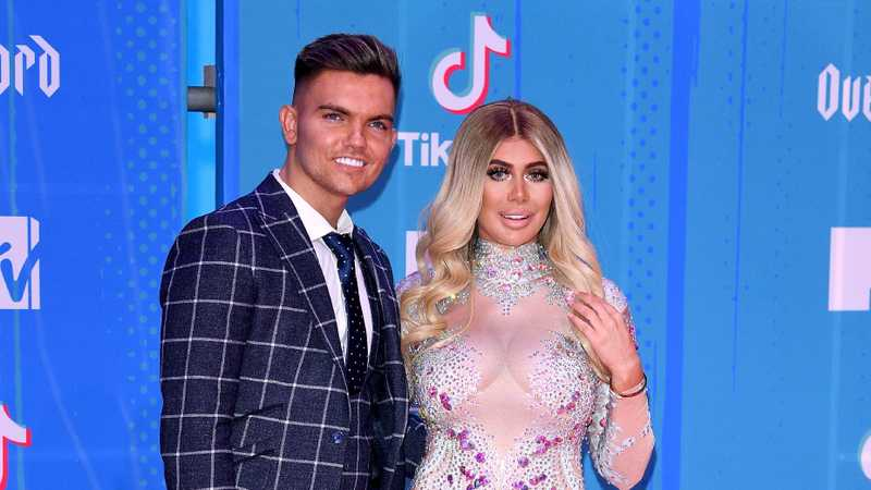 Chloe Ferry and Sam Gowland 'giving relationship another go' just a week after split