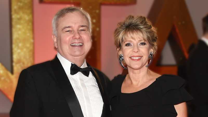 Ruth Langsford and Eamonn Holmes DON'T travel to work together