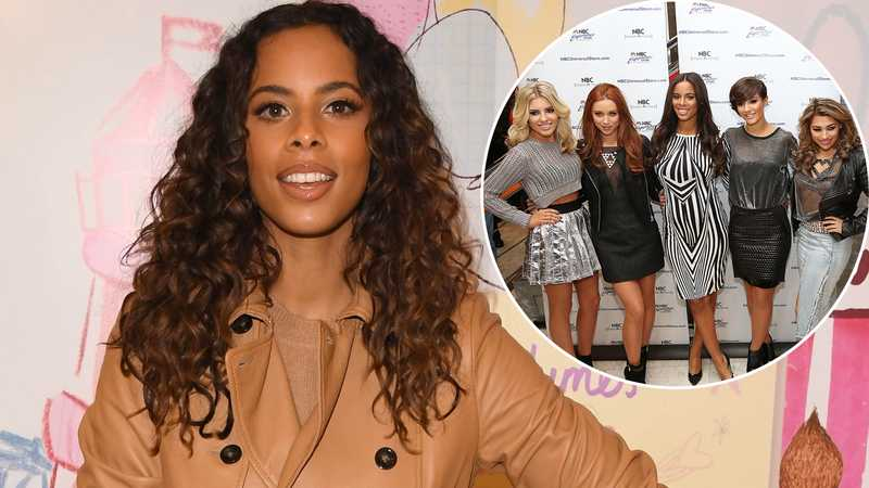 Rochelle Humes spills the beans on The Saturdays reuniting