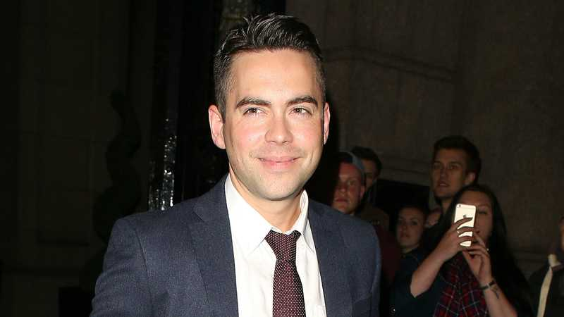 Bruno Langley moves in with married mother of one