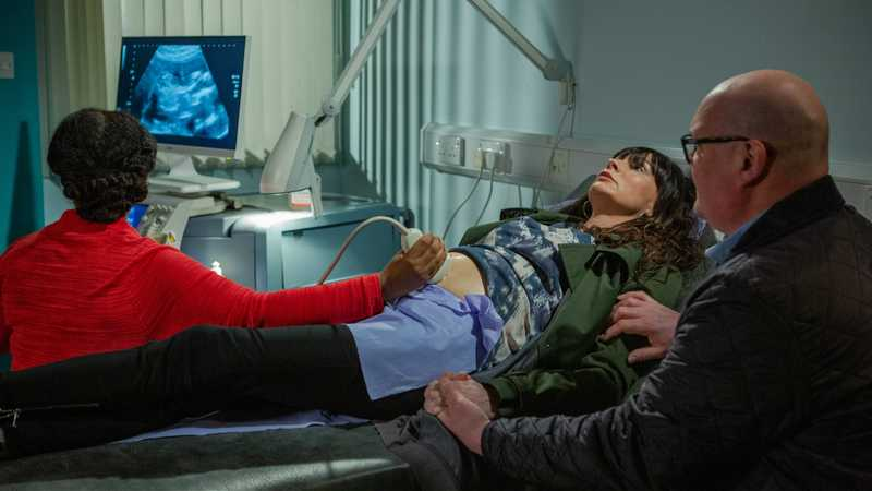 Emmerdale spoilers: Paddy Kirk and Chas Dingles' baby gender revealed