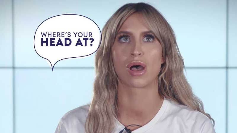 """FERNE MCCANN EXCLUSIVE: """"I've suffered from paranoia and anxiety"""""""