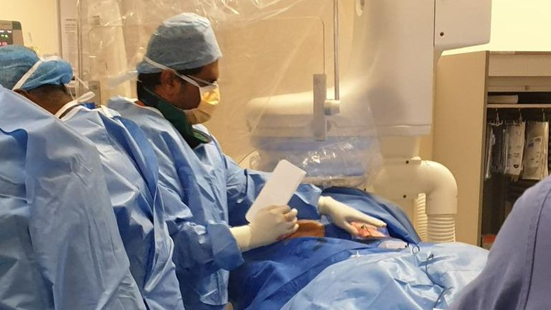 East Yorkshire surgeons perform new heart procedure on first patient
