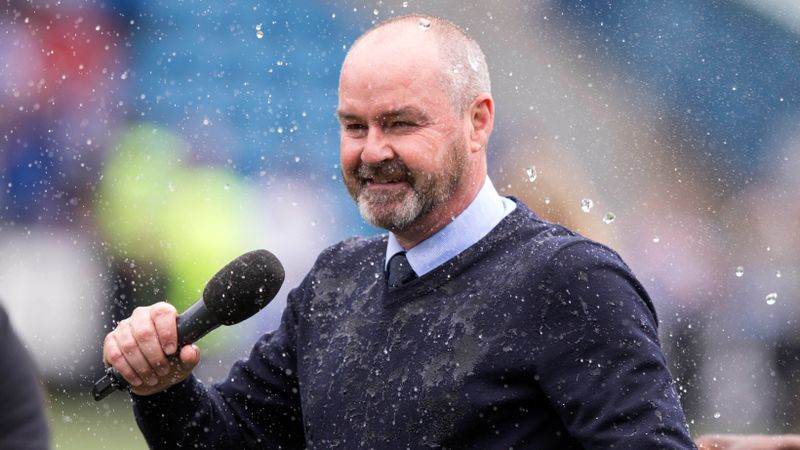 New Scotland boss Clarke sets his sights on qualification for Euro 2020