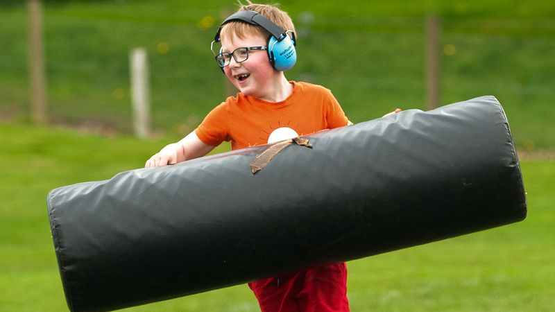 Angus charity creates Scotland's first autism-friendly rugby sessions for kids