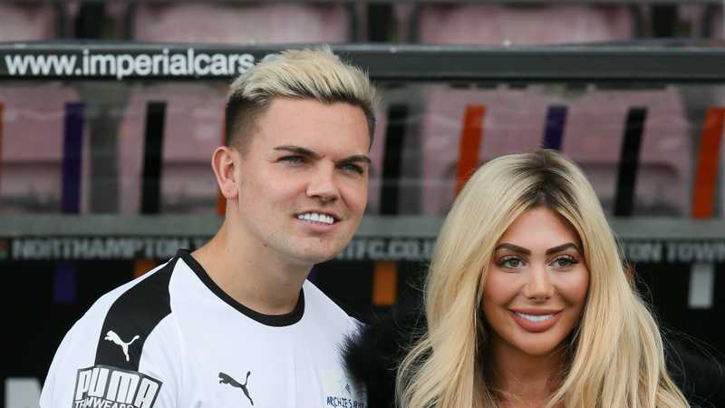 Chloe Ferry and Sam Gowland are NOT back together
