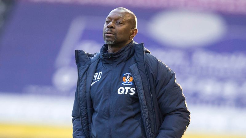 Clarke wants Kilmarnock assistant for part-time Scotland role