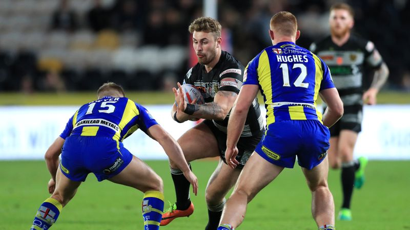 Former Hull FC Player Has 10 Hour Operation After Horror Fall