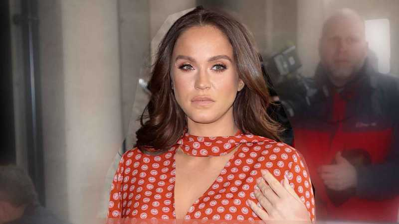Vicky Pattison battles self-esteem and eating issues