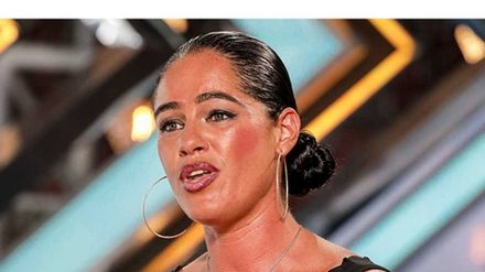The X Factor S Tracyleanne Jefford Diagnosed With Skin Cancer Celebrity Heat