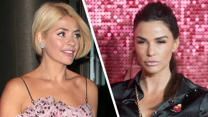 Why Katie Price 'secretly hates' Holly Willoughby