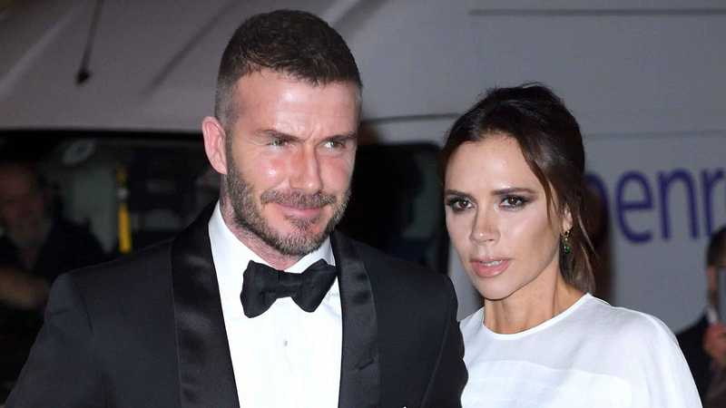 How Victoria Beckham is playing David at his own game
