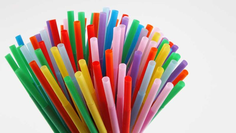 The date for banning plastic straws and cotton buds has been confirmed