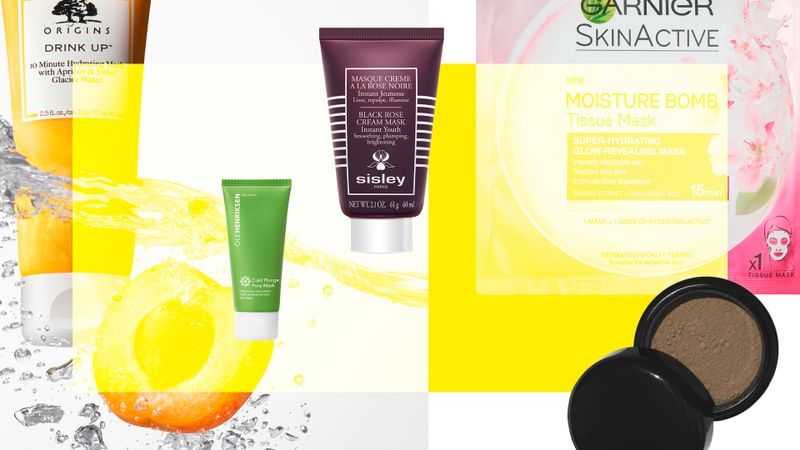 The Best Face Masks For Every Skin Type And Every Budget, Too