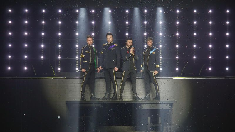 Here's the full setlist from last night's opening Westlife Twenty Tour concert