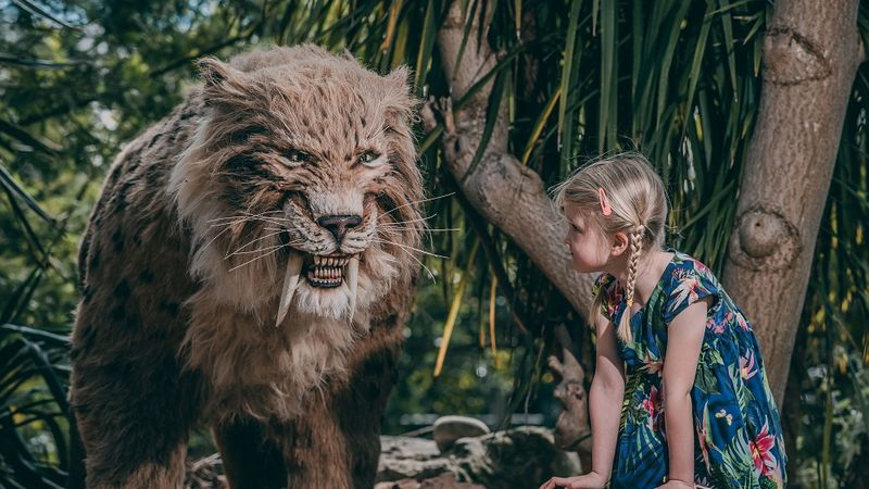 'World first' exhibition of robotic predators set to be unveiled at Chester Zoo