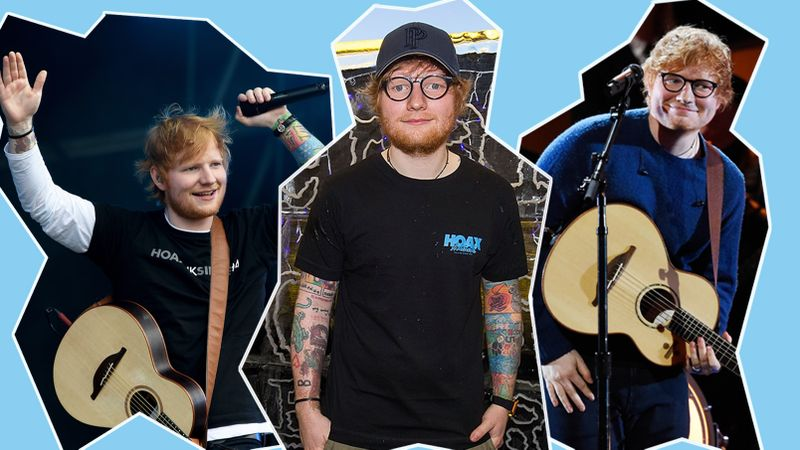 Ed Sheeran's career journey: From street busker to global superstar