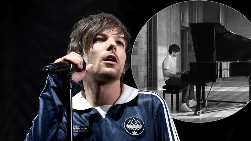 Louis Tomlinson releases beautiful acoustic version of 'Two Of Us' ❤️