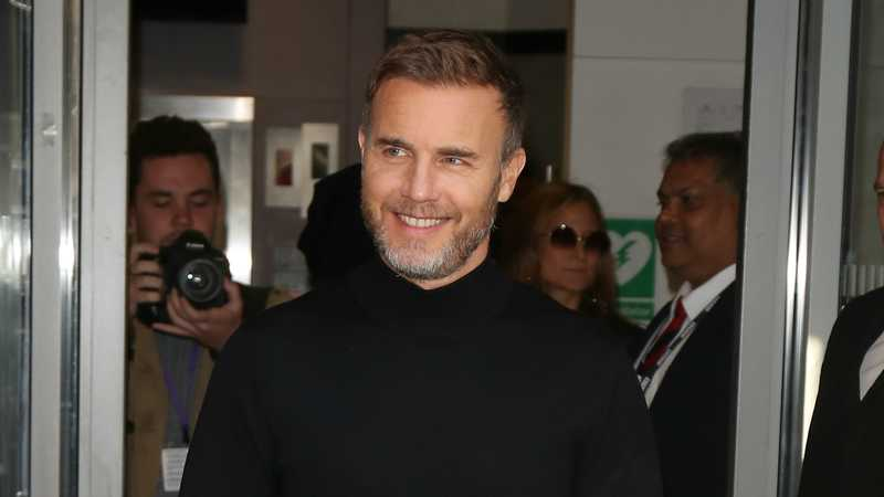 Gary and Daniel Barlow post seriously hot father-son workout video