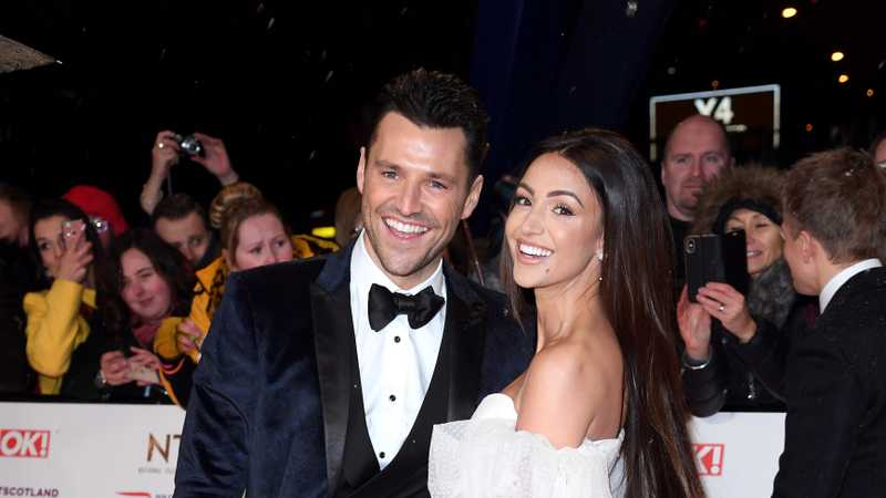 Mark Wright shares adorable message to wife Michelle Keegan on fourth wedding anniversary