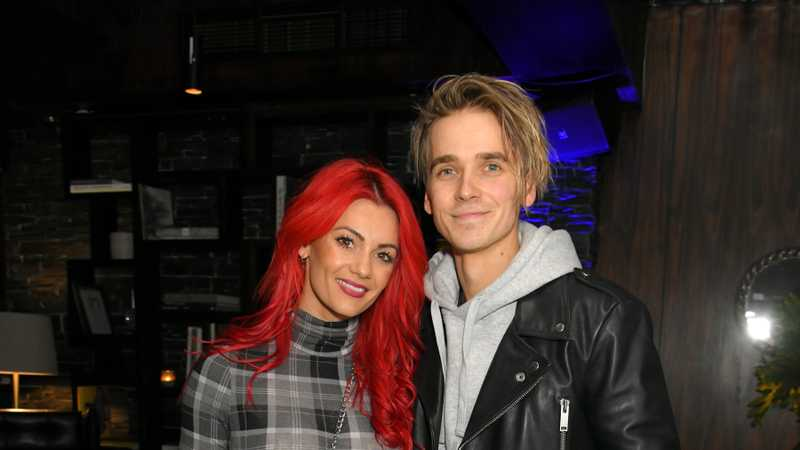Strictly Come Dancing's Dianne Buswell denies rumours she's pregnant with Joe Sugg's baby
