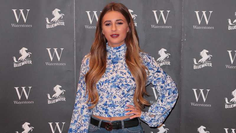 Dani Dyer hits back at trolls for 'judging' Sammy Kimmence romance