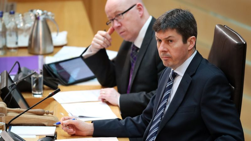 Holyrood's Presiding Officer goes on tour