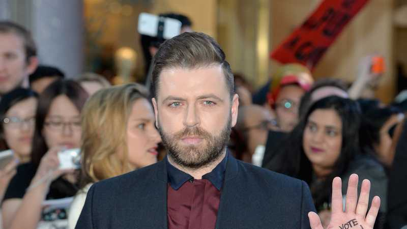 Westlife's Mark Feehily announces he's going to become a dad with fiancé Cailean O'Neill