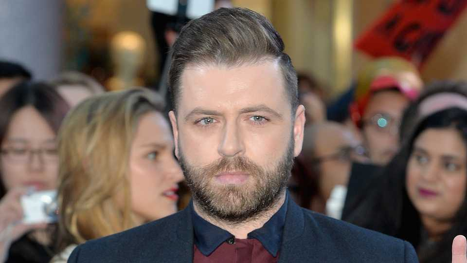Westlife's Mark Feehily announces he's going to become a dad