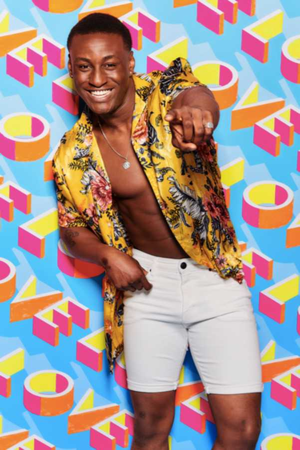 sherif love island - photo #22