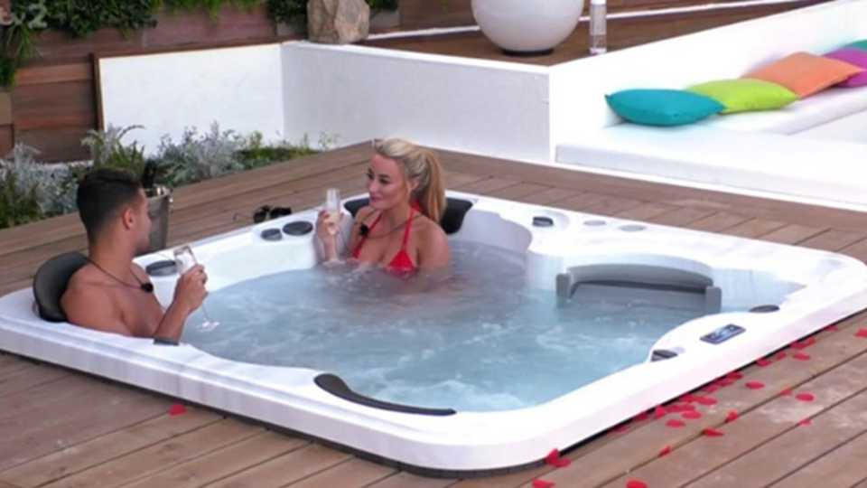 Love Island villa switch-up puts hot tub in The Hideaway