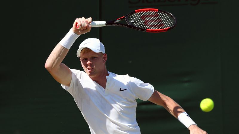 Kyle Edmund out of the French Open