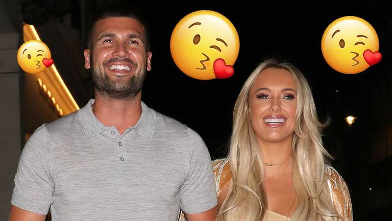 TOWIE'S Dan Edgar and Amber Turner confirm they are back together