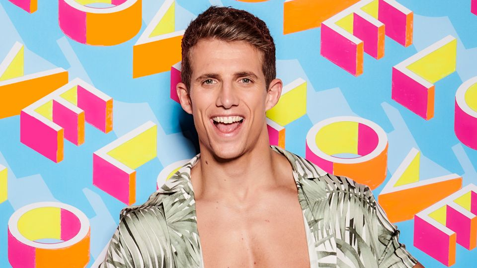 Love Island Everything You Need To Know About 2019 Contestant Callum Macleod Entertainment Heat