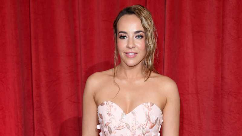 Hollyoaks star Steph Davis shares emotional message about abuse and coping with PTSD