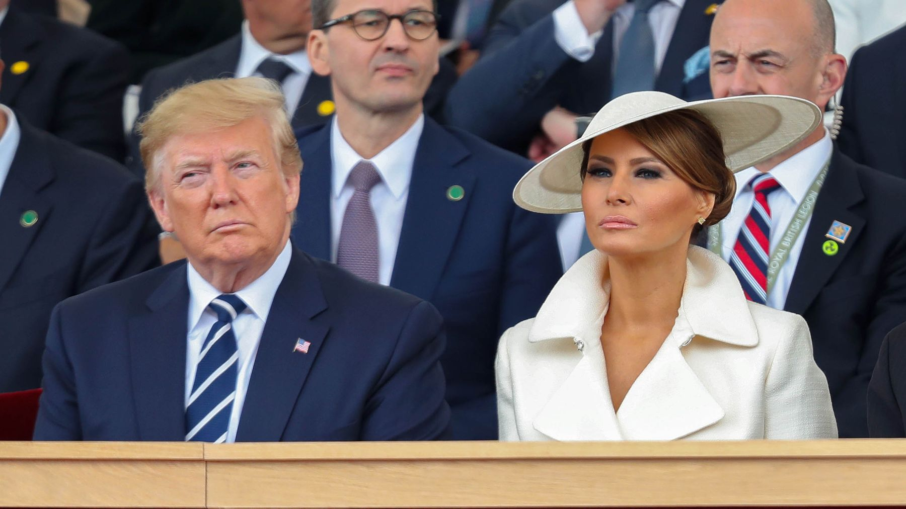 What Can We Learn From Melania Trump S Wardrobe During The