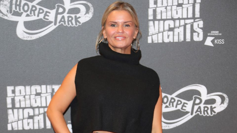 Kerry Katona's Daughter Lilly-Sue Is Her DOUBLE In Rare